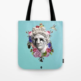 Apollo Wept Tote Bag