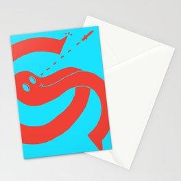Paranoia Stationery Cards