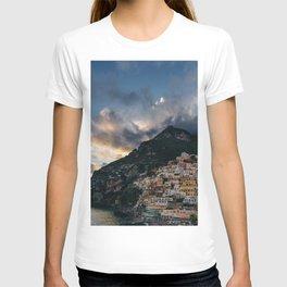 Positano Sunset V T-shirt