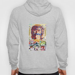 Peace on Earth - Love - Because the World is Round it Turns me On Hoody