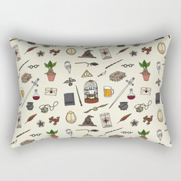 Harry Pattern Rectangular Pillow