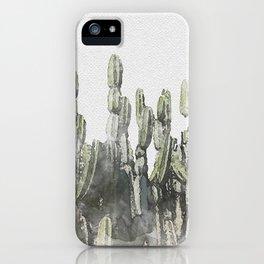 Kaktos iPhone Case
