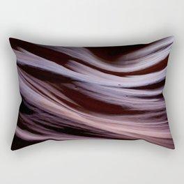 Desert Waves Rectangular Pillow