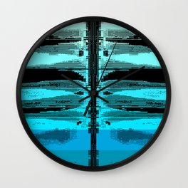 The Old Stellar Demons Wall Clock
