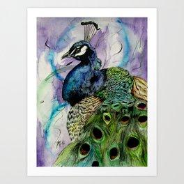 Just Another Bird Art Print