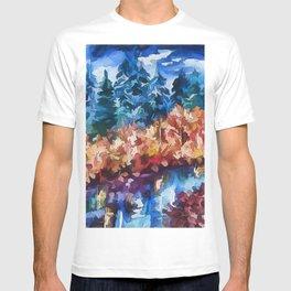 Fall in Rockies T-shirt