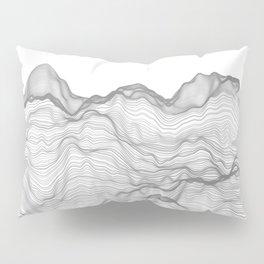 Soft Peaks Pillow Sham