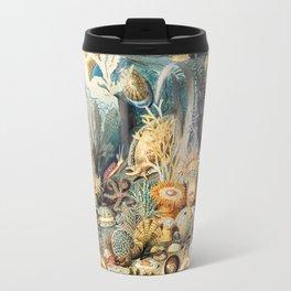 Ocean Life by James M. Sommerville 1859 Travel Mug