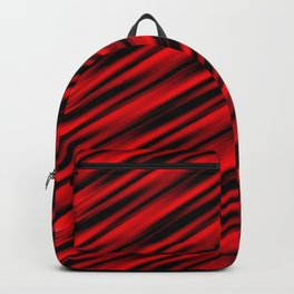 Abstract red ray background Backpack