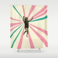 play Shower Curtains featuring Play by Cassia Beck