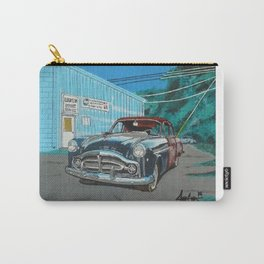 rusty Packard car Carry-All Pouch