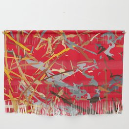 chaos structure Wall Hanging
