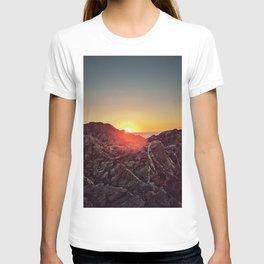 Peel Sunset T-shirt