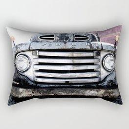 Car Classic Rectangular Pillow