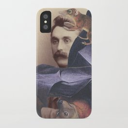 Salvaged Relatives (08) iPhone Case