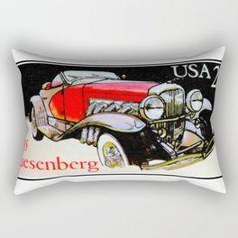 1935 Duesenberg Rectangular Pillow