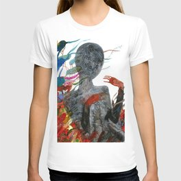 with my voice i'm calling you T-shirt