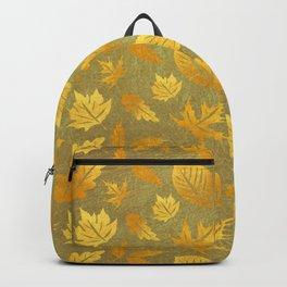 golden Autmn Backpack