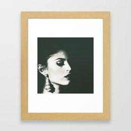star dreamer Framed Art Print