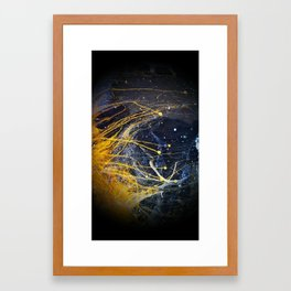 VOID Framed Art Print