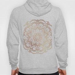 Mandala Gold Shine II Hoody