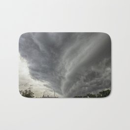 Cloud Wall Turning Bath Mat