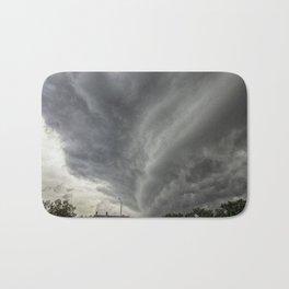 Cloud Wall Turning Bath Mat