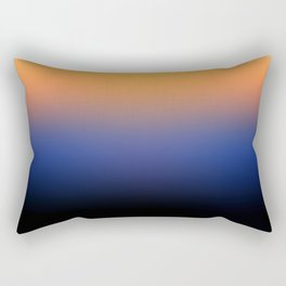 Sunset Gradient 6 Rectangular Pillow