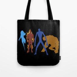 The Fantastic 4 Tote Bag
