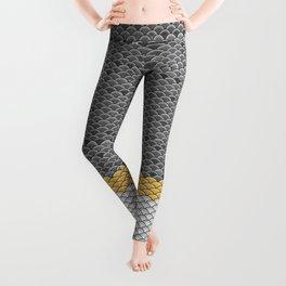 Scallops Leggings