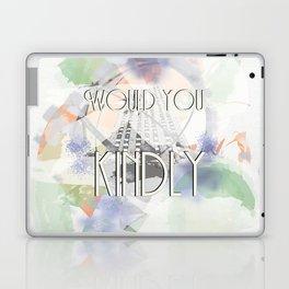 Would You Kindly - Bioshock Laptop & iPad Skin