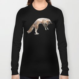 Jumping Fox Long Sleeve T-shirt