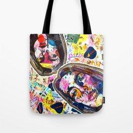 Spontaneity Tote Bag