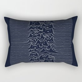 Furr Division Cats (Dark Blue) Rectangular Pillow