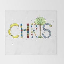 Chris Throw Blanket