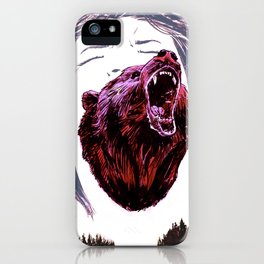Cry for the lost iPhone Case