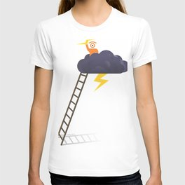 stormy glance T-shirt