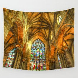 St Giles Cathedral Edinburgh Wall Tapestry