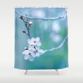 hope springs eternal Shower Curtain