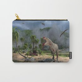 T-Rex's Dino World Carry-All Pouch