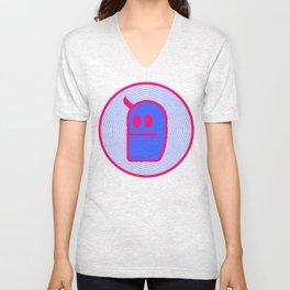 Mr. Grubbo T-Shirt. Unisex V-Neck