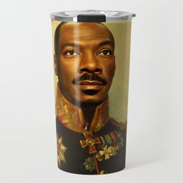 Eddie Murphy - replaceface Travel Mug