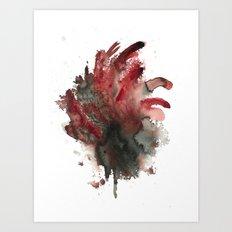 Chief Art Print
