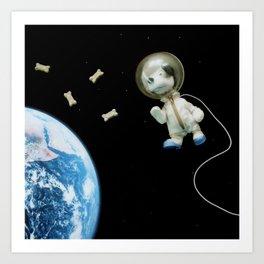 Rescue Mission Art Print