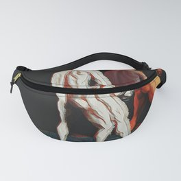 Love Hurts. Deconstructed A Fanny Pack