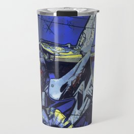 All Revved Up - Freestyle Motocross Rider Travel Mug