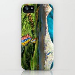 Our River iPhone Case