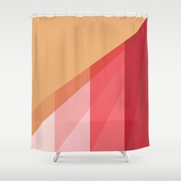 New Heights - Citrus Shower Curtain