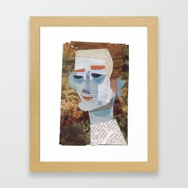 Jimmy Dean #PrideMonth Collage Portrait Framed Art Print