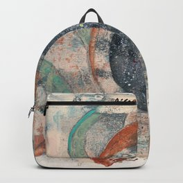 Under the sea in outer space Backpack